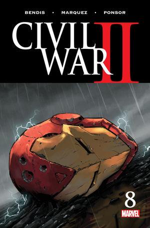 CIVIL WAR II (2016 MARVEL) #8A