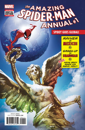 AMAZING SPIDER-MAN (2015 4TH SERIES) ANNUAL #1A
