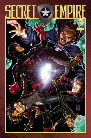 SECRET EMPIRE (2017 MARVEL) #2A