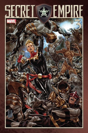 SECRET EMPIRE (2017 MARVEL) #3A
