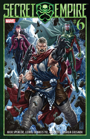 SECRET EMPIRE (2017 MARVEL) #6A