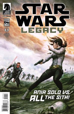 STAR WARS LEGACY 2 (2013 DARK HORSE) #17