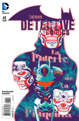 DETECTIVE COMICS (2011 2ND SERIES) #43A
