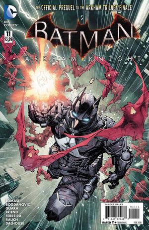 BATMAN ARKHAM KNIGHT (2015) #11