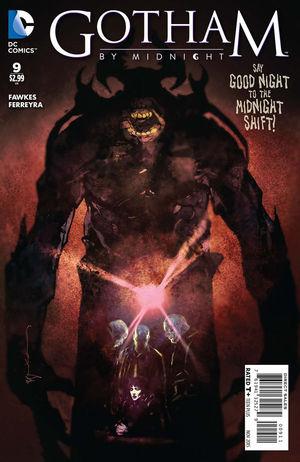GOTHAM BY MIDNIGHT (2014) #9