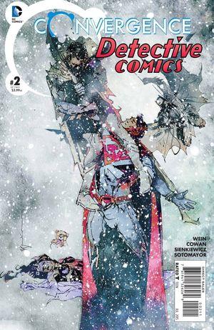CONVERGENCE DETECTIVE COMICS (2015 DC)