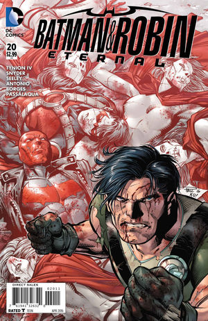 BATMAN AND ROBIN ETERNAL (2015) #20