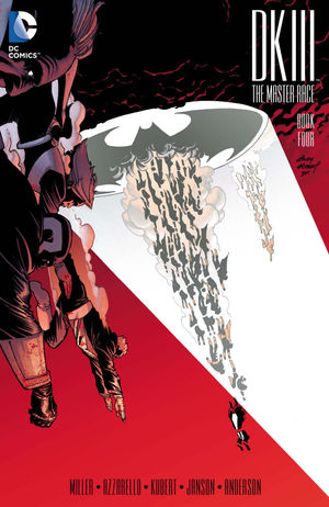 DARK KNIGHT III MASTER RACE (2015) #4A