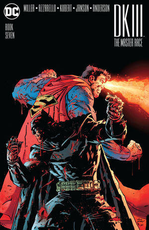 DARK KNIGHT III MASTER RACE (2015) #7A