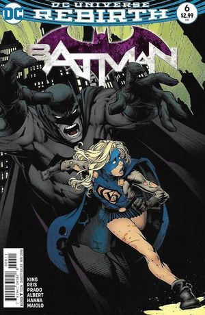BATMAN (2016 3RD SERIES) #6A
