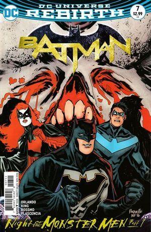 BATMAN (2016 3RD SERIES) #7A