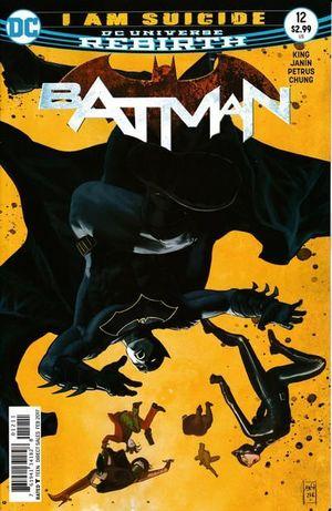 BATMAN (2016 3RD SERIES) #12A