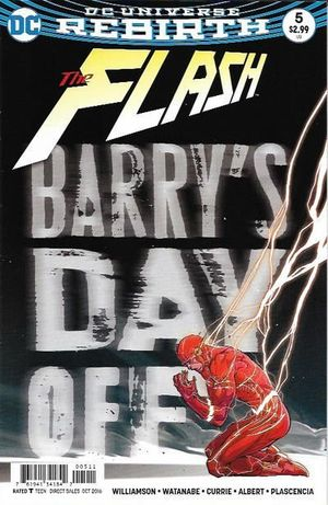 FLASH (2016 5TH SERIES) #5A