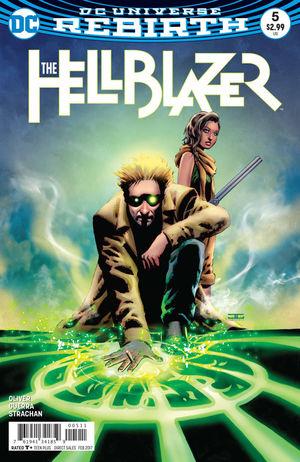 HELLBLAZER (2016) #5A