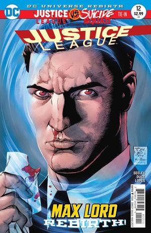 JUSTICE LEAGUE (2016) #12A
