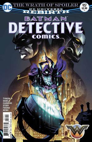 DETECTIVE COMICS (2016) #957A