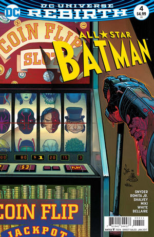 ALL STAR BATMAN (2016) #4A