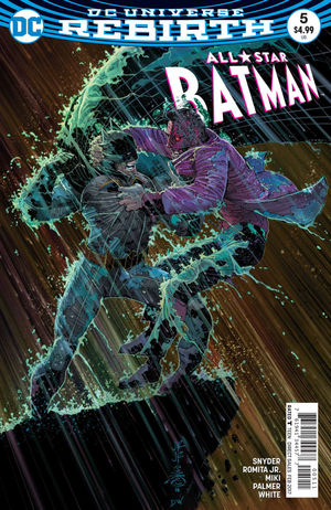 ALL STAR BATMAN (2016) #5A