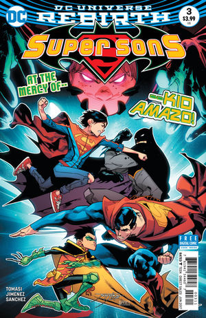 SUPER SONS (2017 DC) #3A