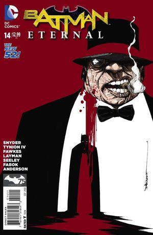 BATMAN ETERNAL (2014) #14
