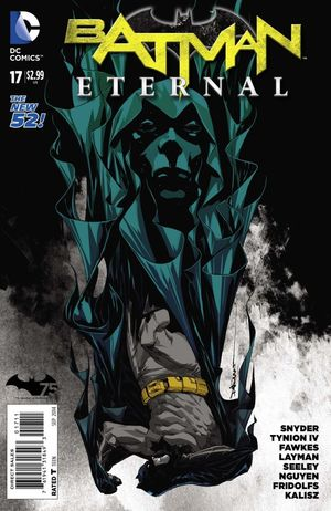 BATMAN ETERNAL (2014) #17