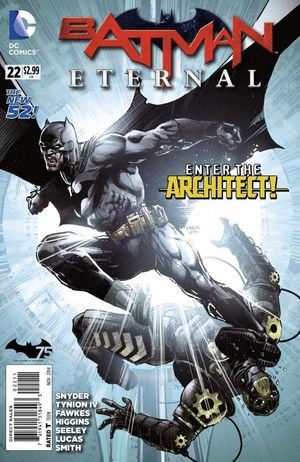 BATMAN ETERNAL (2014) #22
