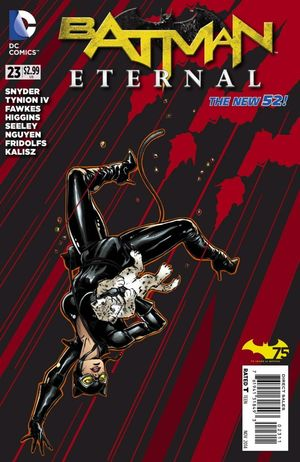 BATMAN ETERNAL (2014) #23