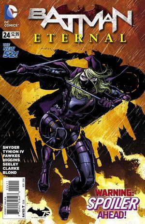 BATMAN ETERNAL (2014) #24