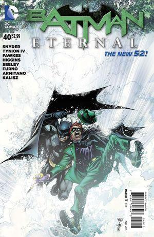BATMAN ETERNAL (2014) #40