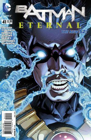 BATMAN ETERNAL (2014) #41