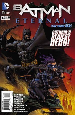 BATMAN ETERNAL (2014) #42
