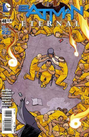 BATMAN ETERNAL (2014) #48