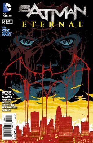 BATMAN ETERNAL (2014) #51
