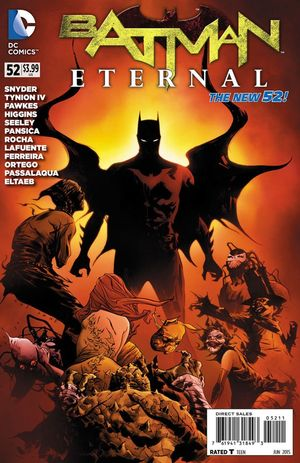 BATMAN ETERNAL (2014) #52