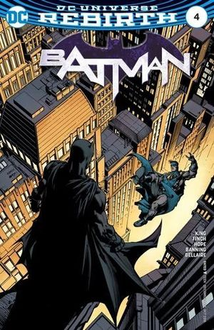 BATMAN (2016 3RD SERIES) #4