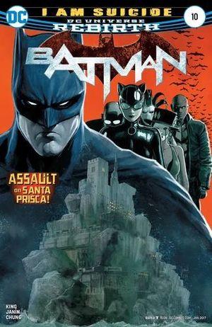 BATMAN (2016 3RD SERIES) ANNUAL #10
