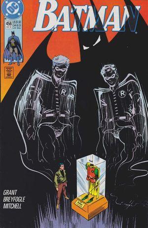 BATMAN (1940) #456
