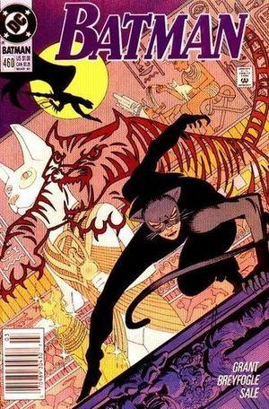 BATMAN (1940) #460