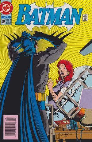 BATMAN (1940) #476