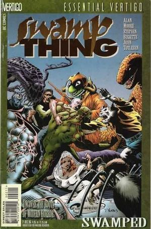 ESSENTIAL VERTIGO SWAMP THING (1996) #2