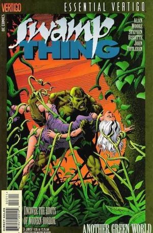 ESSENTIAL VERTIGO SWAMP THING (1996) #3