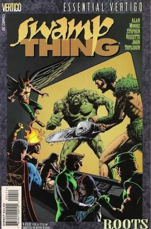 ESSENTIAL VERTIGO SWAMP THING (1996) #4