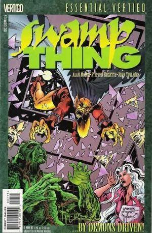 ESSENTIAL VERTIGO SWAMP THING (1996) #7