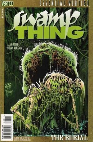 ESSENTIAL VERTIGO SWAMP THING (1996) #8
