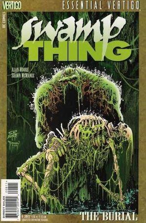 ESSENTIAL VERTIGO SWAMP THING (1996) #8