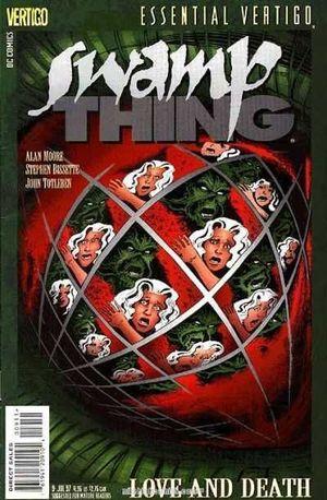ESSENTIAL VERTIGO SWAMP THING (1996) #9