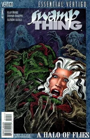 ESSENTIAL VERTIGO SWAMP THING (1996) #10