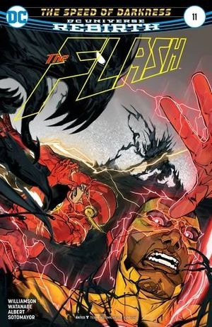 FLASH (2016 5TH SERIES) #11