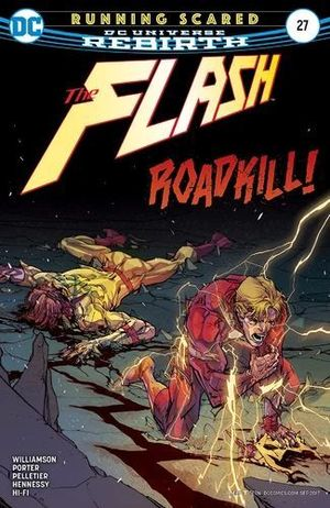 FLASH (2016 5TH SERIES) #27