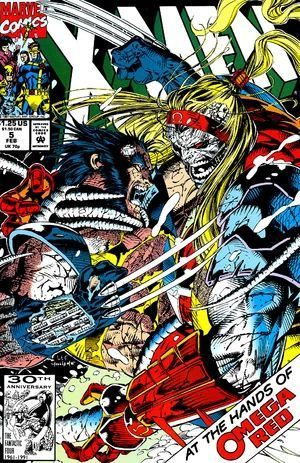 X-MEN (1991 1ST SERIES) #5